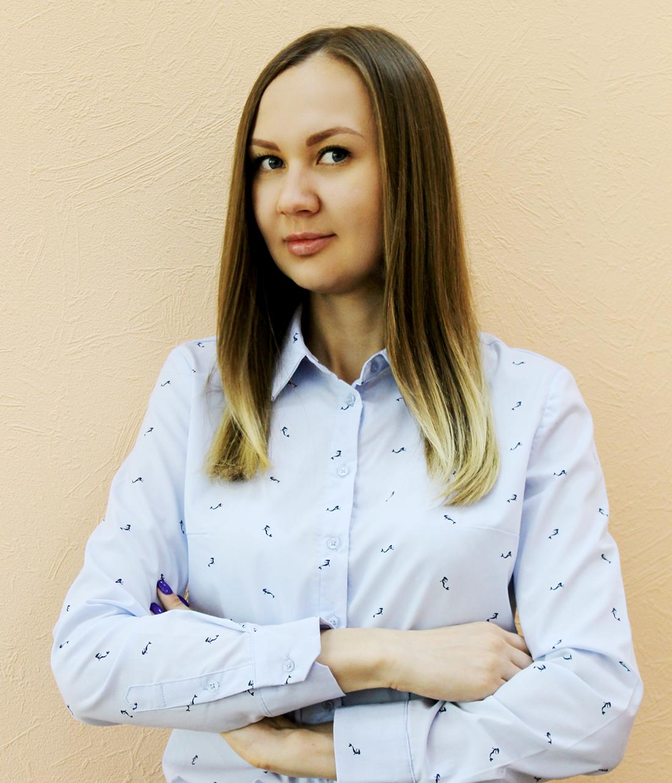 Бердникова Анастасия Михайловна Руководитель отдела кадров